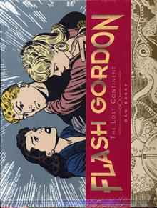FLASH GORDON DAILIES HC VOL 02 THE LOST CONTINENT (MR)