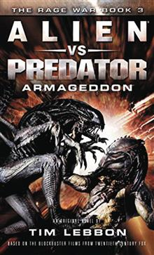 ALIEN VS PREDATOR ARMAGEDDON MMPB