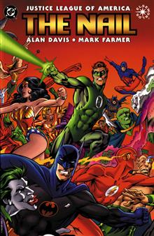 JUSTICE LEAGUE OF AMERICA THE NAIL TP