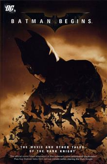 BATMAN BEGINS THE MOVIE & OTHER TALES OF THE DARK KNIGHT