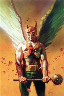 HAWKMAN VOL 3 WINGS OF FURY TP