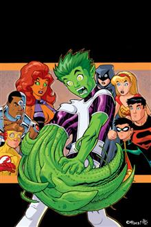 TEEN TITANS VOL 3 BEAST BOYS AND GIRLS TP