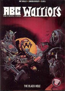 ABC WARRIORS TP VOL 02 THE BLACK HOLE