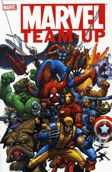 MARVEL TEAM-UP VOL 1 GOLDEN CHILD TP