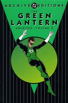 GREEN LANTERN ARCHIVES VOL 2 HC