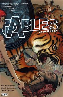 FABLES VOL 2 ANIMAL FARM TP