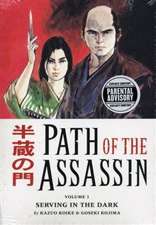 PATH OF THE ASSASSIN VOL 1 SERVING IN THE DARK TP
