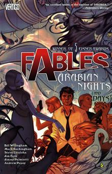 FABLES VOL 7 ARABIAN NIGHTS AND DAYS TP (MR)