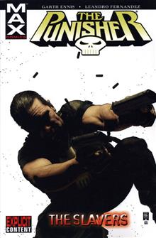 PUNISHER MAX VOL 5 THE SLAVERS TP (MR)