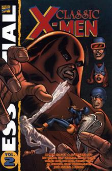 ESSENTIAL CLASSIC X-MEN VOL 2 TP