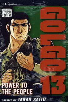 GOLGO 13 VOL 3 GN (MR)