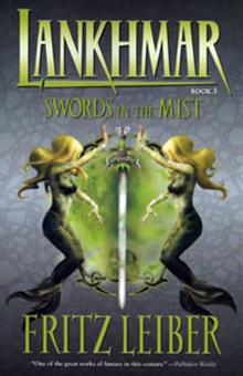 LANKHMAR BOOK 3 SWORDS IN THE MIST NOVEL