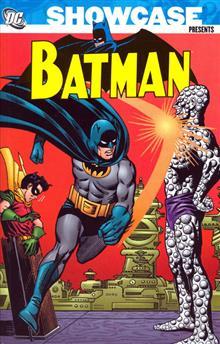 SHOWCASE PRESENTS BATMAN VOL 2 TP