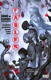 FABLES TP VOL 9 SONS OF EMPIRE (MR)