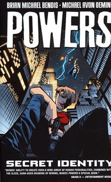 POWERS VOL 11 SECRET IDENTITY TP (MR)