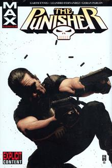 PUNISHER MAX VOL 3 HC (MR)