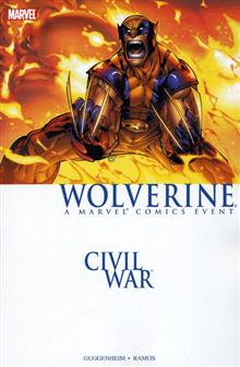 CIVIL WAR WOLVERINE TP