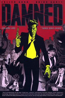 DAMNED VOL 1 THREE DAYS DEAD TP