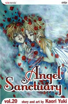 ANGEL SANCTUARY VOL 20 GN