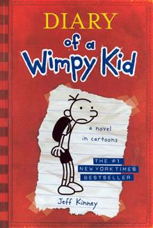 DIARY OF A WIMPY KID VOL 1 HC