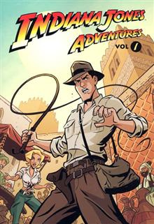 INDIANA JONES ADVENTURES TP VOL 01 (C: 0-1-2)