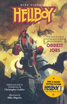 HELLBOY ODDEST JOBS TP