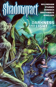 SHADOWPACT TP VOL 03 DARKNESS AND LIGHT