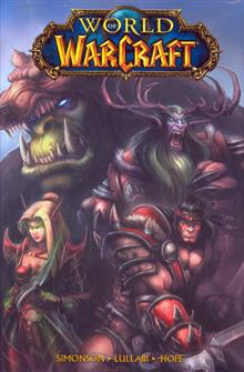WORLD OF WARCRAFT HC VOL 01