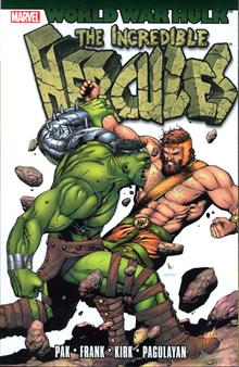 HULK WWH INCREDIBLE HERC TP