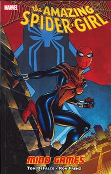 AMAZING SPIDER-GIRL TP VOL 03 MIND GAMES