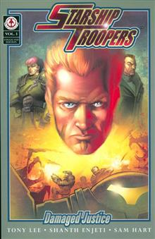 STARSHIP TROOPERS TP VOL 03 DAMAGED JUSTICE (C: 0-