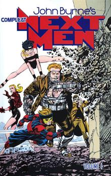 COMPLEAT NEXT MEN TP VOL 01