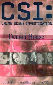 CSI DEMON HOUSE TP NEW PTG