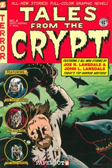 TALES FROM THE CRYPT GN VOL 04 CRYPT KEEPING IT RE