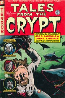 TALES FROM THE CRYPT COLL ED HC VOL 04 CRYPT KEEPI