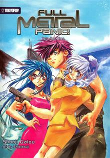 FULL METAL PANIC NOVEL VOL 03 (OF 18)