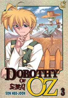 DOROTHY OF OZ GN VOL 03