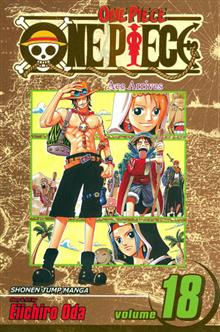 ONE PIECE TP VOL 18 (C: 1-0-0)
