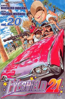 EYESHIELD 21 TP VOL 20 (C: 1-0-0)