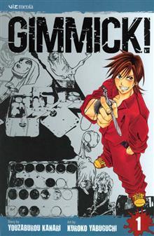GIMMICK GN VOL 01 (C: 1-0-0)