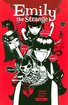 EMILY THE STRANGE VOL 2 TP