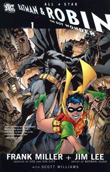 ALL STAR BATMAN AND ROBIN THE BOY WONDER VOL 1 TP