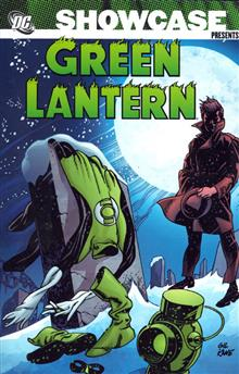 SHOWCASE PRESENTS GREEN LANTERN VOL 4 TP