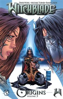 WITCHBLADE ORIGINS VOL 3 TP