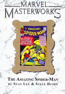 MMW AMAZING SPIDER-MAN VOL 2 TP VAR DM ED 5