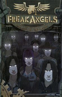 FREAKANGELS VOL 2 HC (MR)