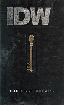 IDW THE FIRST DECADE HC