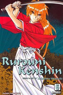 RUROUNI KENSHIN VIZBIG ED VOL 6 (OF 9) GN