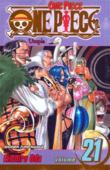 ONE PIECE VOL 21 TP