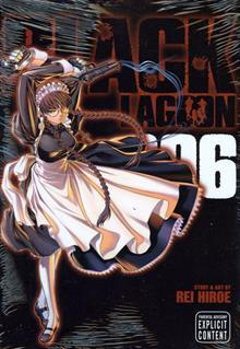 BLACK LAGOON VOL 6 GN (MR)